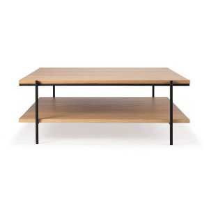 Table basse oak rise