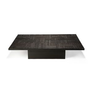 Table basse tabwa blok