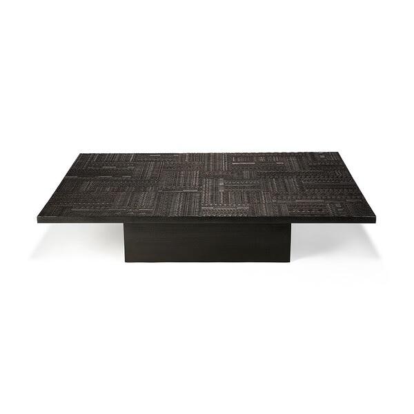 Table basse tabwa blok