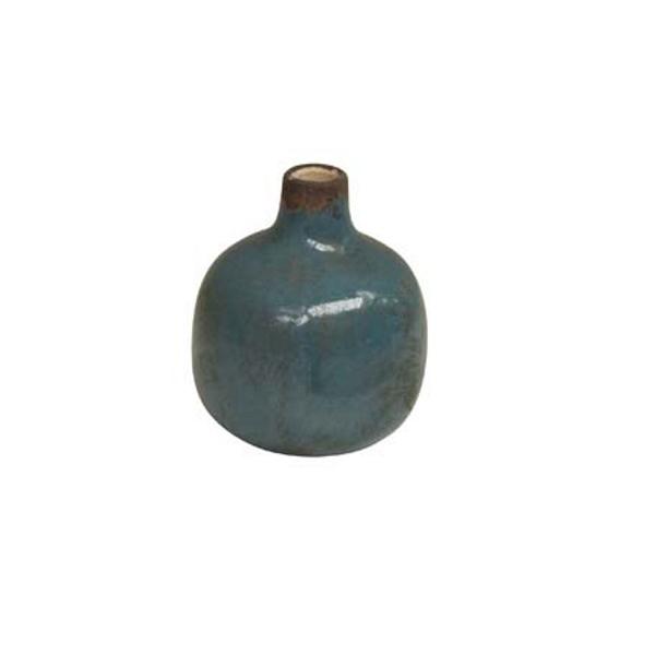 Soliflore gris bleu