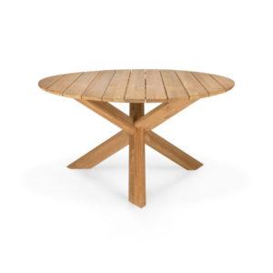 Table circle exterieur
